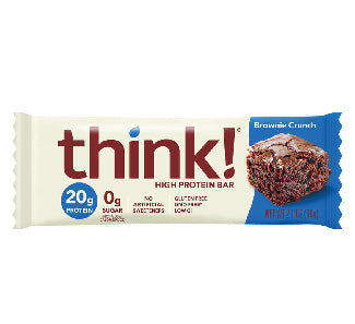 ThinkThin: Brownie Crunch