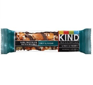 KIND Bar: Dark Chocolate & Sea Salt