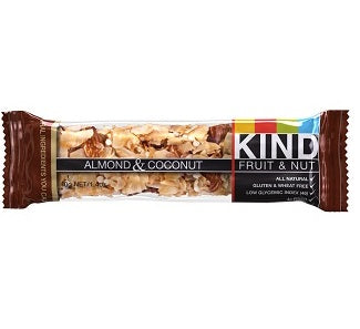 KIND Bar: Almond & Coconut