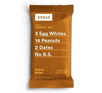 Rx Bar: Peanut Butter