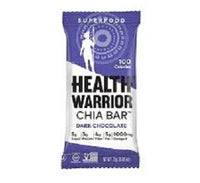 Health Warrior: Dark Chocolate Chia Bars