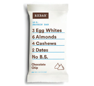Rx Bar: Chocolate Chip