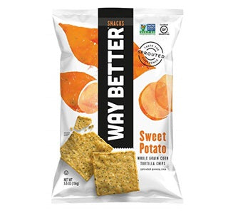 Way Better Chips: Sweet Potato