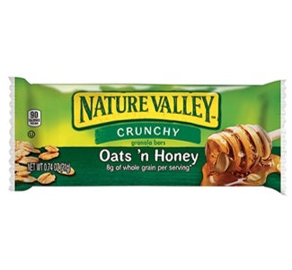 Nature Valley Granola Bars: Honey Oat