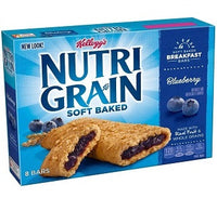 Nutri-Grain Bars: Blueberry