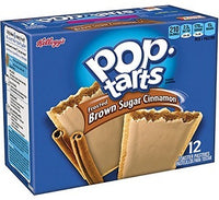 Pop Tarts: Frosted Brown Sugar