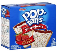 Pop Tarts: Frosted Strawberry