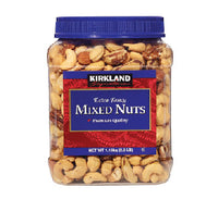 Fancy Mixed Nuts: Salted (Bulk)