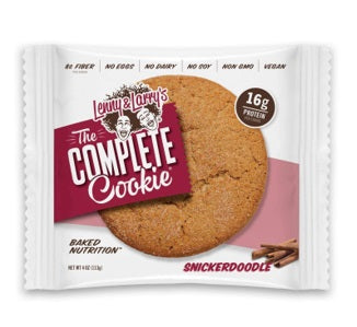 Lenny & Larry: Snickerdoodle Cookie