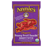 Annie's Fruit Snack: Berry Bunny