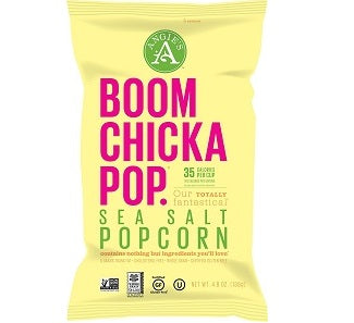 Angie's Boom-Chicka Pop: Sea Salt