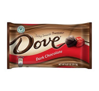Dove Promises: Dark Chocolate Squares