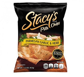Stacy's Pita Chips: Garlic Parmesan
