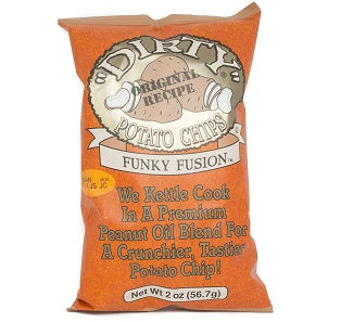 Dirty Chips: Funky Fusion