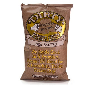 Dirty Chips: Sea Salt