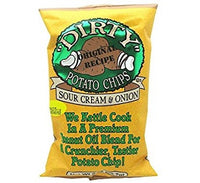Dirty Chips: Sour Cream & Onion