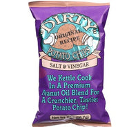 Dirty Chips: Salt & Vinegar