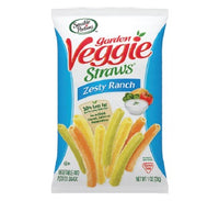 Veggie Straws: Zesty Ranch