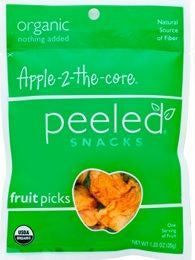 Peeled Snack: Apple To The Core