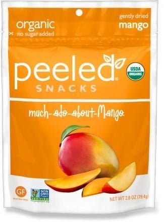 Peeled Snack: much-ado-about Mango