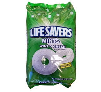 Lifesavers: Wint-O-Green Mints