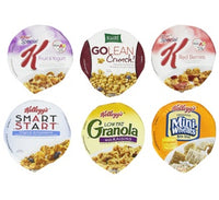 Cereal Cups: Kellogg Wellness Variety Pack
