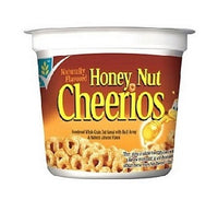 Cereal Cups: Honey Nut Cheerios