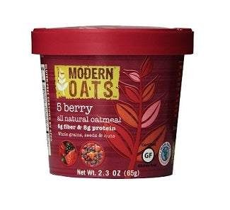 Modern Oats: Five Berry