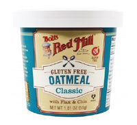 Bob's Red Mill: Classic Oatmeal Cups