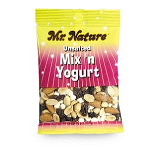 Mr. Nature Mix N Yogurt