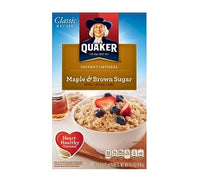 Quaker: Maple Brown Sugar Oatmeal