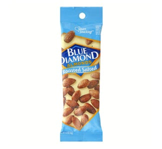 Blue Diamond Almonds Roasted 12 pack