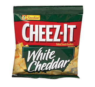 White Cheddar Cheez-It
