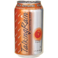 Talking Rain Sparkling Water: Peach Nectarine