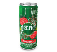 Perrier Slim Can: Strawberry