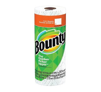Bounty 2-Ply Paper Towel (Roll)