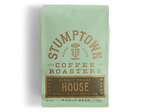 Stumptown House Blend Whole Bean