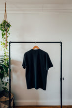Load image into Gallery viewer, PR LOGO SS T-SHIRT - BLACK