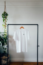 Load image into Gallery viewer, PR LOGO SS T-SHIRT - WHITE