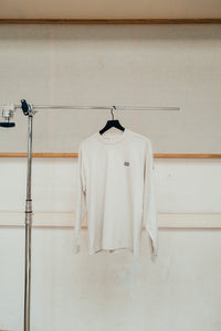 10EYE LS SHIRT - CEMENT