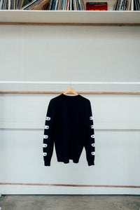 10EYE L/S SHIRT - BLACK