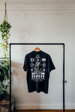 Load image into Gallery viewer, PPP SS T-SHIRT - BLACK