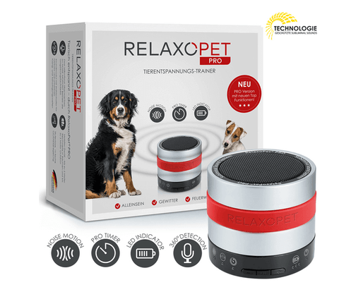 RelaxoPet PRO - Dog, Cat, Bird and Horses - Pet bonds