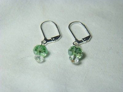 Crystal Custom Earrings