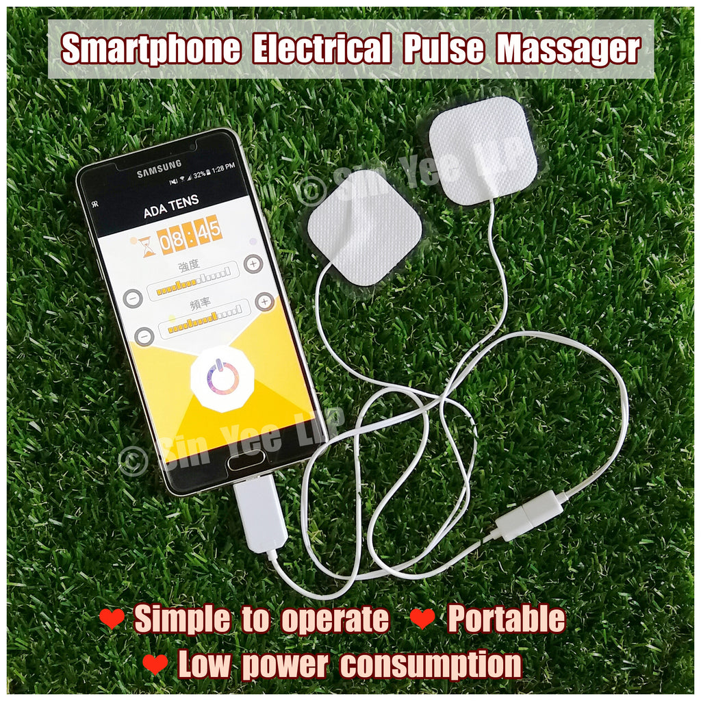 【K-Style】 ~ Smartphone Massager
