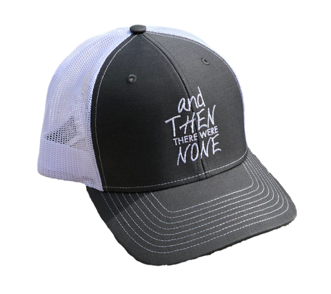 ATTWN Logo Hat (Grey)