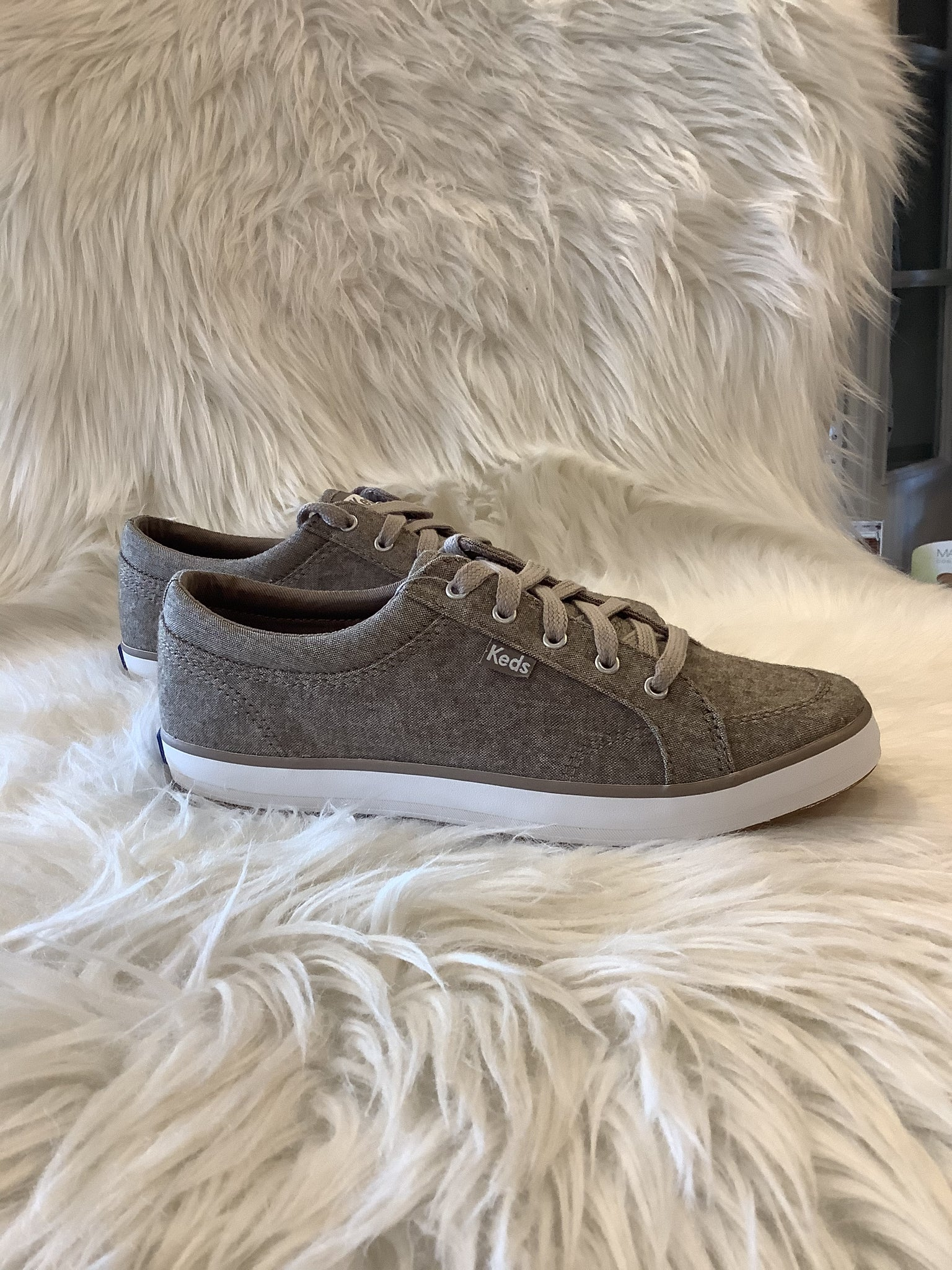 Ked's Center Brushed Walnut Sneakers