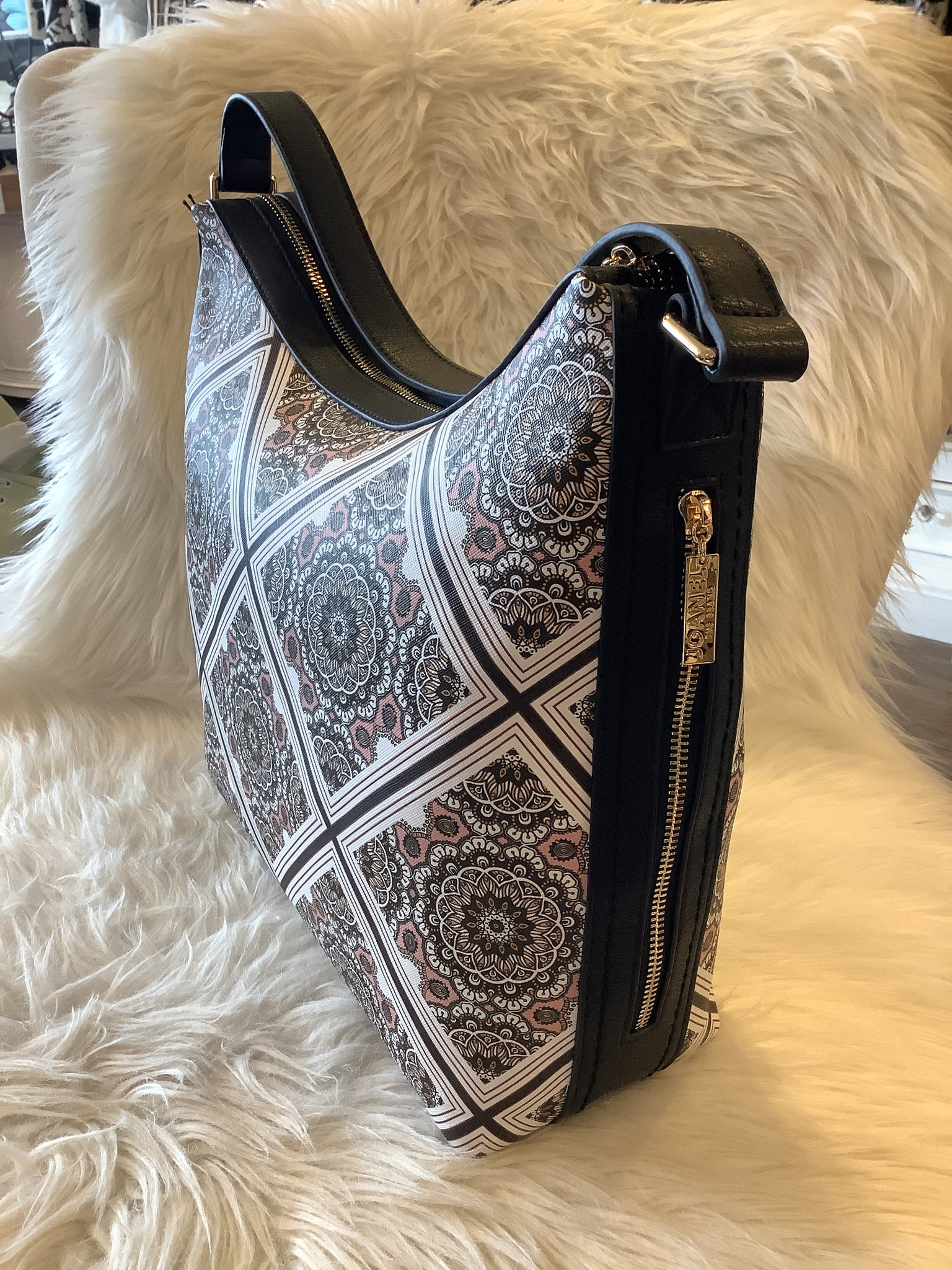 Joanel BCBG Hobo Bag