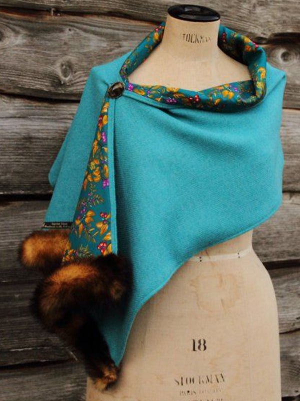 Women's  Casual Cotton  Solid Unisex Scarves & Shawls