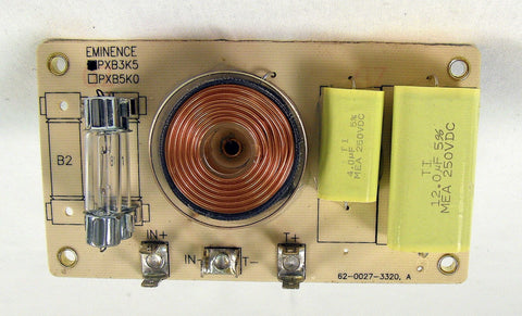 Eminence Crossover Fuse
